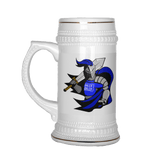 Dilly Dilly Knight Beer Stein - A True Friend Of The Crown Pit Of Misery Glass Bud Mug - Luxurious Inspirations