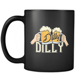 Dilly Dilly Mug - A Light True Friend Of The Crown For You And Your Bud Coffee Cup mugs - Luxurious Inspirations