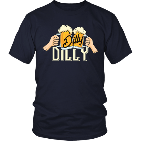 Dilly Dilly Shirt - A Light True Friend Of The Crown For You And Your Bud - Luxurious Inspirations
