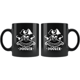 Dirty Pirate Hooker Mug - Funny Halloween Adult Offensive Joke Coffee Cup - Luxurious Inspirations