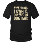 Dog Hair Shirt - Luxurious Inspirations