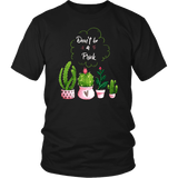 Don't Be A Prick T-Shirt - Funny Offensive Vulgar Adult Humor Cactus Tee Shirt - Luxurious Inspirations