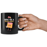 Don't Be A Twatwaffle Mug - Funny Offensive Vulgar Adult Humor Twat Waffle Coffee Cup - Luxurious Inspirations