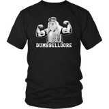 Dumbbelldore Funny Parody DND T-Shirt - Luxurious Inspirations