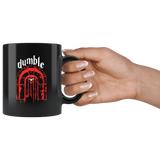 Dumble Door Mug - Funny Parody Dumbledore Coffee Cup - Luxurious Inspirations