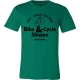 Enjoy The Ride Bike & Cycle Shoppe Shirt - It Has Everything Ask Richie Fan Shirt - Luxurious Inspirations