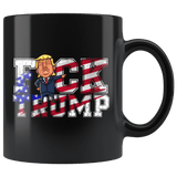 Fuck Trump Impeachment Mug - Funny American Flag Anti Trump Anti-Trump Protest Impeach Russia Coffee Cup - Luxurious Inspirations