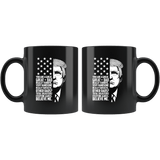 Funny Great Dad Donald Trump Father's Day Gift Mug - Papa Pere Daddy Father 2018 Present Coffee Cup - Luxurious Inspirations