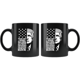 Funny Great Husband Donald Trump Father's Day Gift Mug - Papa Pere Daddy Father 2018 Present Coffee Cup - Luxurious Inspirations