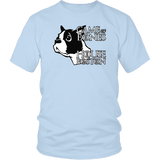 Game Of Bones House Boston Shirt -  Alternate Funny Thrones Terrier Mailman Animal Pet Lover Owner Tee - Luxurious Inspirations