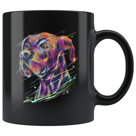 Great Dane Pet Owner Lover Mug - Art Painting Dog Love For Men And Women Gift Idea Coffee Cup - Luxurious Inspirations