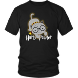 Harry Pawter Magical Dog Lover T-Shirt T-shirt teelaunch District Unisex Shirt Black S