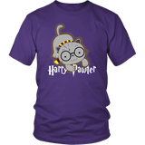 Harry Pawter Magical Dog Lover T-Shirt T-shirt teelaunch District Unisex Shirt Purple S