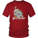 Harry Pawter Magical Dog Lover T-Shirt T-shirt teelaunch District Unisex Shirt Red S
