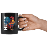 Huge Cock Rooster Mug Funny Offensive Rude Crude Adult Humor Dick Coffee Cup Drinkware teelaunch