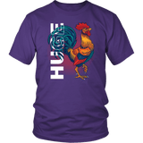 Huge Cock Rooster T-Shirt Funny Offensive Rude Crude Adult Humor Dick Tee Shirt - Luxurious Inspirations