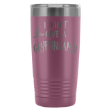 I Don't Give A Gryffindamn Engraved 20oz Tumbler Cup - Funny Offensive Parody Beer Wine Mug Tumblers teelaunch Light Purple