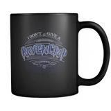 I Don't Give A Gryffindamn Slythershit Hufflefuck Ravencrap Mug - Funny Offensive Vulgar Fan Coffee Cup (Ravencrap) - Luxurious Inspirations