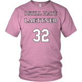 I Still Hate Laettner Shirt - Funny 32 Fan Tee T-shirt teelaunch District Unisex Shirt Pink S