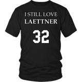 I Still Love Laettner Shirt - Funny 32 Fan Tee T-shirt teelaunch District Unisex Shirt Black S