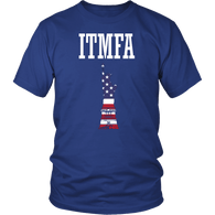 ITMFA Impeach That Motherfucker Already T-Shirt - Anti-Trump Tee T-shirt teelaunch District Unisex Shirt Royal Blue S