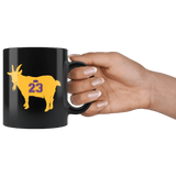 James Goat Greatest of All Time Los Angeles Mug - Fan Coffee Cup Drinkware teelaunch