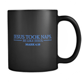 Jesus Took Naps Be Like Jesus Mug - Funny Bible Religious Coffee Cup - Luxurious Inspirations