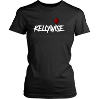 Kellywise Shirt - Funny Conway Parody Kelly Wise Tee T-shirt teelaunch District Womens Shirt Black XS