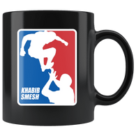 Khabib Smesh Mug - Funny MMA Parody Fan Art Shirt Coffee Cup - Luxurious Inspirations