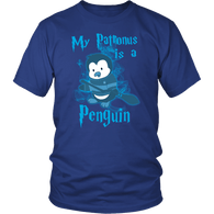 My Patronus Is A Penguin Shirt - Luxurious Inspirations