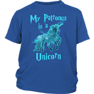My Patronus Is a Unicorn kids Youth T-Shirt - Luxurious Inspirations