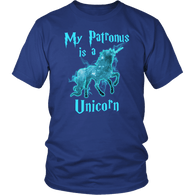 My Patronus Is A Unicorn Shirt - Luxurious Inspirations