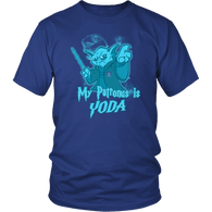 My Patronus Is Yoda T-Shirt - Funny Parody Tee Shirt - Luxurious Inspirations