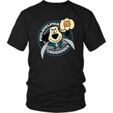 Philadelphia Underdogs - Eagles Fan Tee philly teelaunch District Unisex Shirt Black S