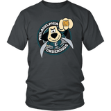 Philadelphia Underdogs - Eagles Fan Tee philly teelaunch District Unisex Shirt Charcoal S