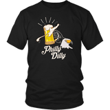 Philly Dilly Tee Shirt - Funny Football Philadelphia Philly! Football Fans T-Shirt - Luxurious Inspirations