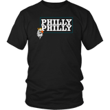 Philly Philly! Eagle Tee Shirt - Funny Football Philadelphia Dilly Champions Football Fans T-Shirt philly teelaunch District Unisex Shirt Black S