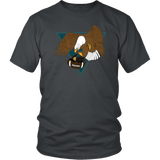 Philly Philly! Eagle Tee Shirt - Funny Football Philadelphia Dilly Championship Ring Football Fans Bird Gang T-Shirt - Luxurious Inspirations