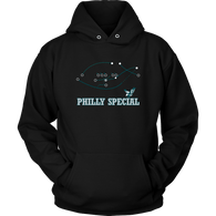 Philly Special Hoodie - Luxurious Inspirations