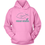 Philly Special Hoodie philly teelaunch Unisex Hoodie Pink S