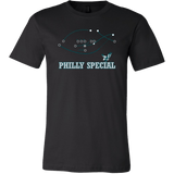 Philly Special Shirt USA / Canada philly teelaunch Canvas Mens Shirt Black S