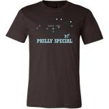 Philly Special Shirt USA / Canada philly teelaunch Canvas Mens Shirt Brown S