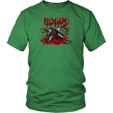 Rogue DICE D12 DND T-SHIRT - Luxurious Inspirations