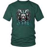 Rogue DND DM RPG D20 Crit Class Gaming T-Shirt T-shirt teelaunch District Unisex Shirt Dark Green S