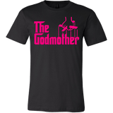 The Godmother Shirt - Funny Godfather Parody Tee - Luxurious Inspirations
