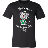 The Hamilton Cat Shirt - Funny Cute Aaron Purr Tee - Luxurious Inspirations