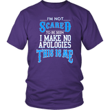 This Is Me Shirt T-shirt teelaunch District Unisex Shirt Purple S