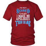 This Is Me Shirt T-shirt teelaunch District Unisex Shirt Red S