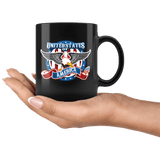 United States Of America American Eagle Patriot Mug - Freedom Pride USA Coffee Cup Drinkware teelaunch
