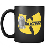 Wutang Ric Flair Mug - Funny Woo Wrestling Fan Coffee Cup - Luxurious Inspirations